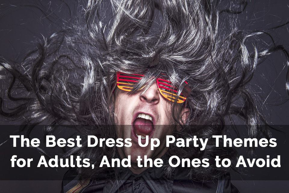 Party Adult themes costume