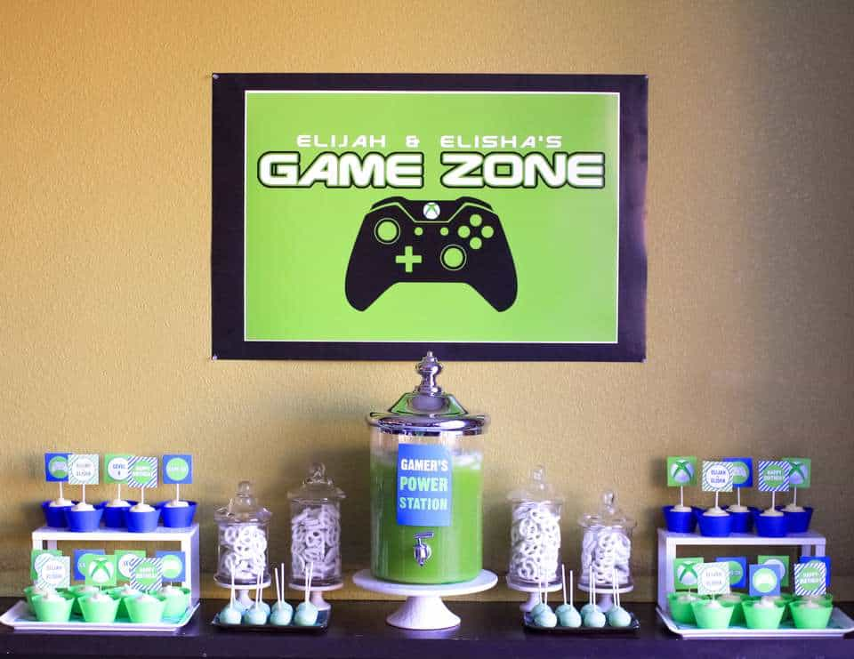 video game theme