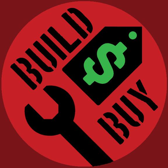 DIY vs. Buying