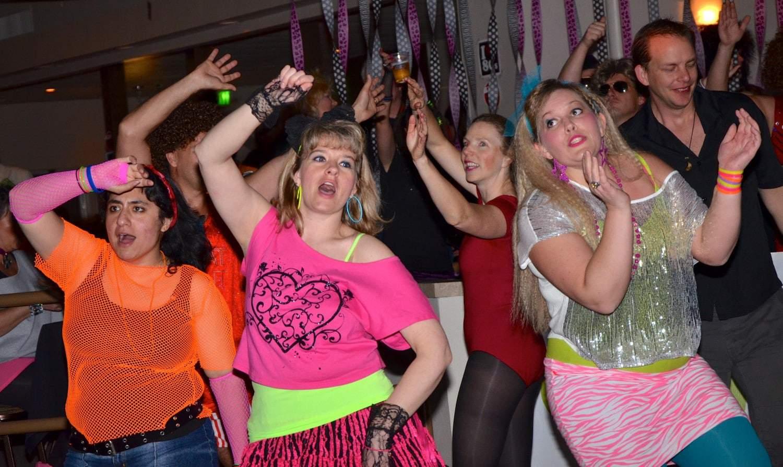 80s theme party